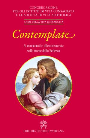 CONTEMPLATE - COPERTINA